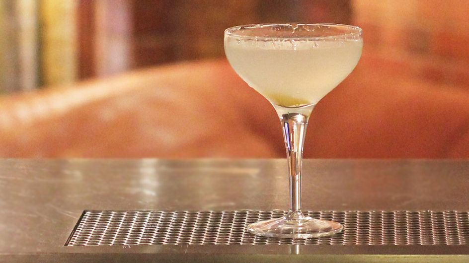 How To Make A White Lady Cocktail