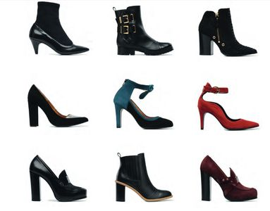 Sarenza lance sa propre marques de chaussures