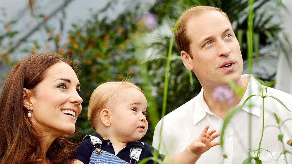 20 Ways Prince George Reacted To The Royal Baby News