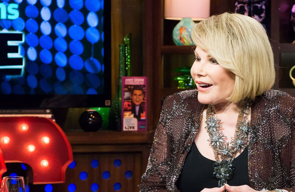 Joan Rivers Dies Aged 81: Her 20 Most Hilarious Quotes