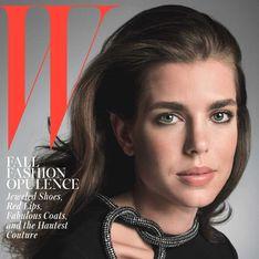 Charlotte Casiraghi : Princesse emblématique pour W Magazine (Photos)