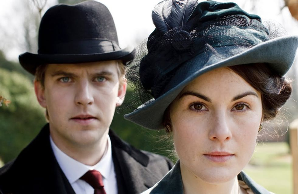 12 Times Lady Mary Outsassed Everyone In Downton Abbey