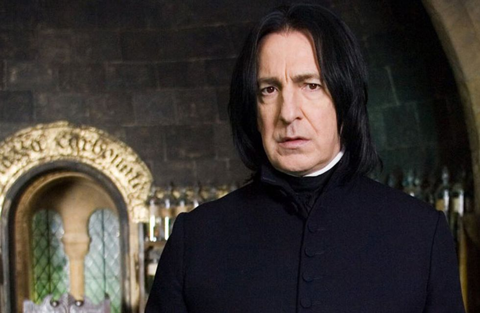 16 Severus Snape Quotes That Prove He Is The Best Harry Potter Character