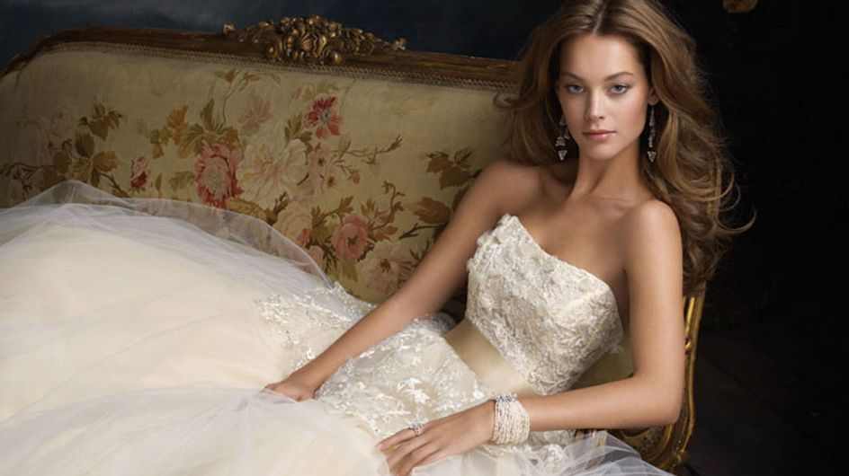 The Wedding Dress App Every Bride To Be Needs To Know About