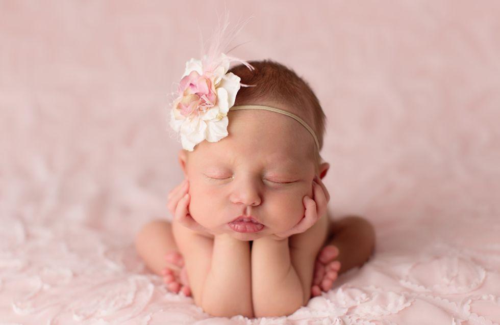 Babyfoto's die je helemaal week zullen maken