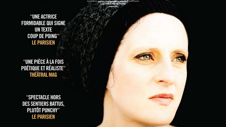 Théâtre : Aurore Auteuil seule en scène, époustouflante
