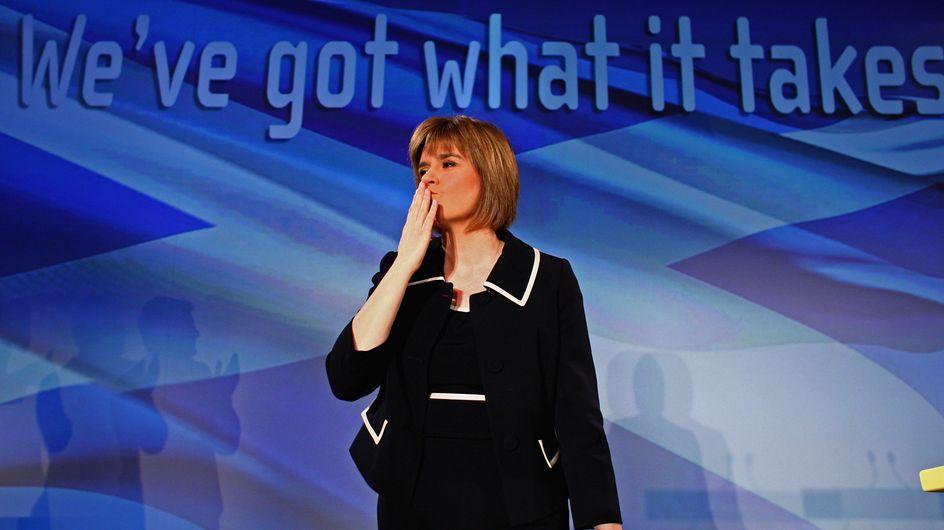 """La femme de la semaine : Nicola Sturgeon, celle qui a failli être """"reine"""" d'Ecosse"""