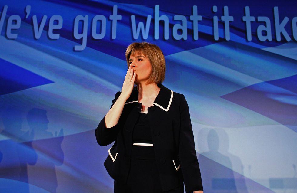 La femme de la semaine : Nicola Sturgeon, celle qui a failli être reine d'Ecosse