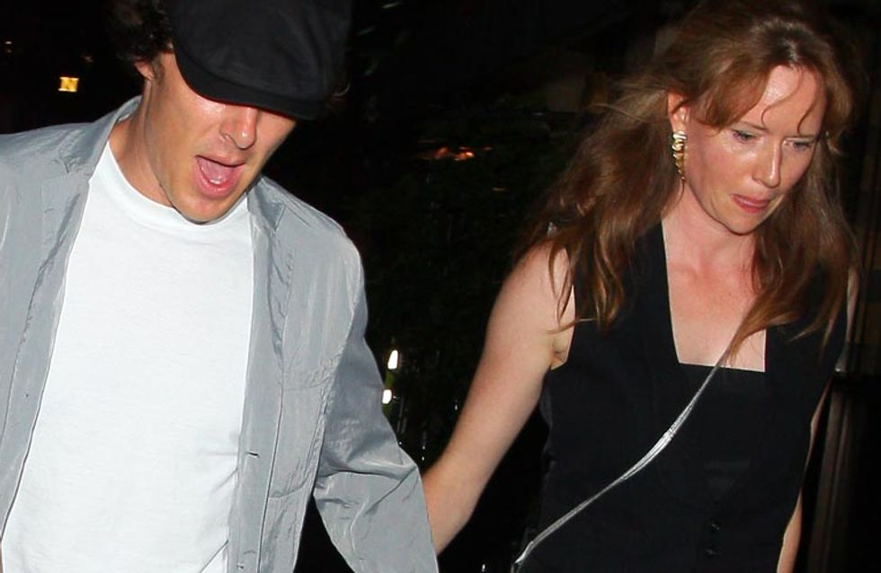 Benedict Cumberbatch girlfriend? Actor seen holding hands with mystery woman