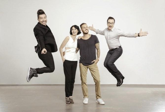Le nouveau jury de Danse avec les stars
