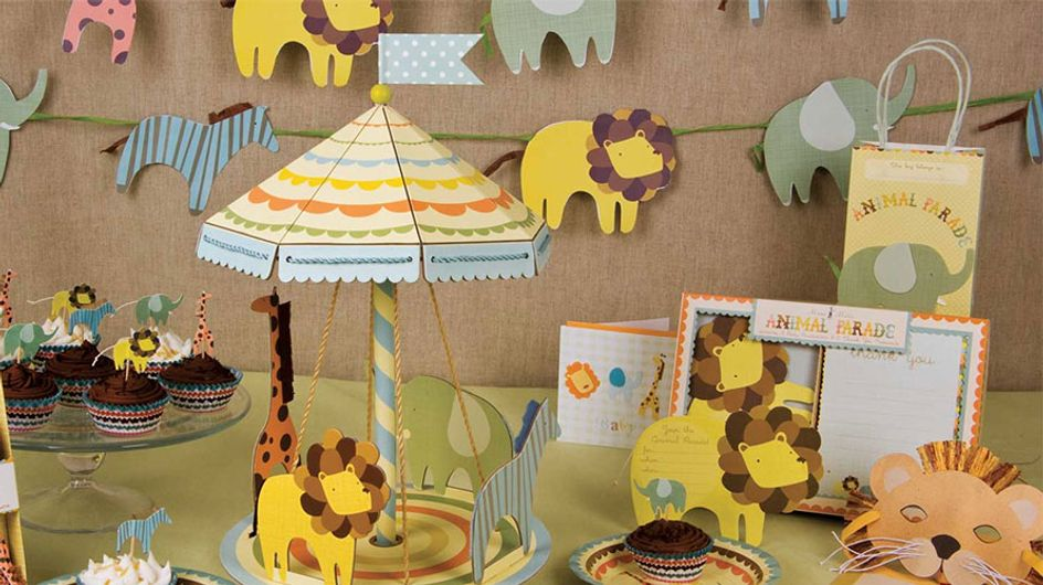 20 Cute Ideas For The Ultimate Baby Shower