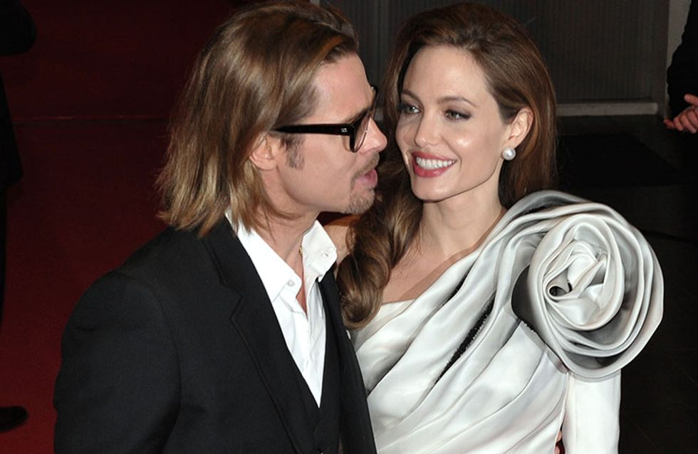 "Angelina Jolie ""stunned"" after Maddox asks about Jennifer Aniston"