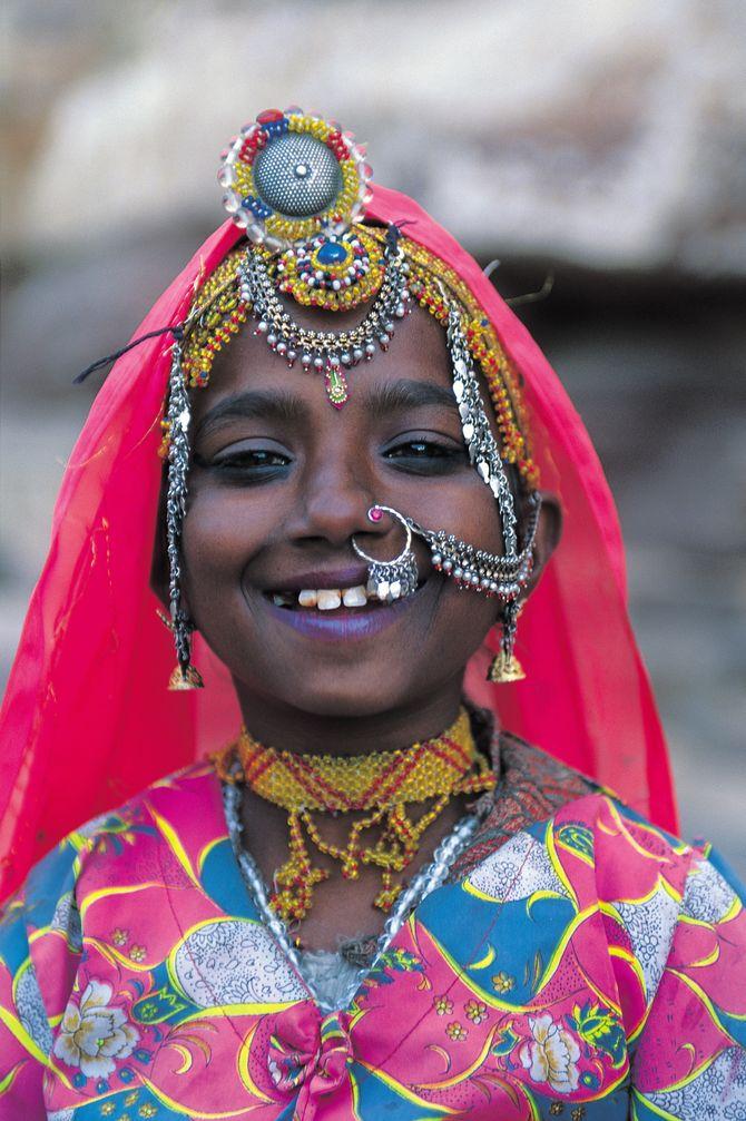 1 fillette sur 2 mariée avant 18 ans en Asie du Sud