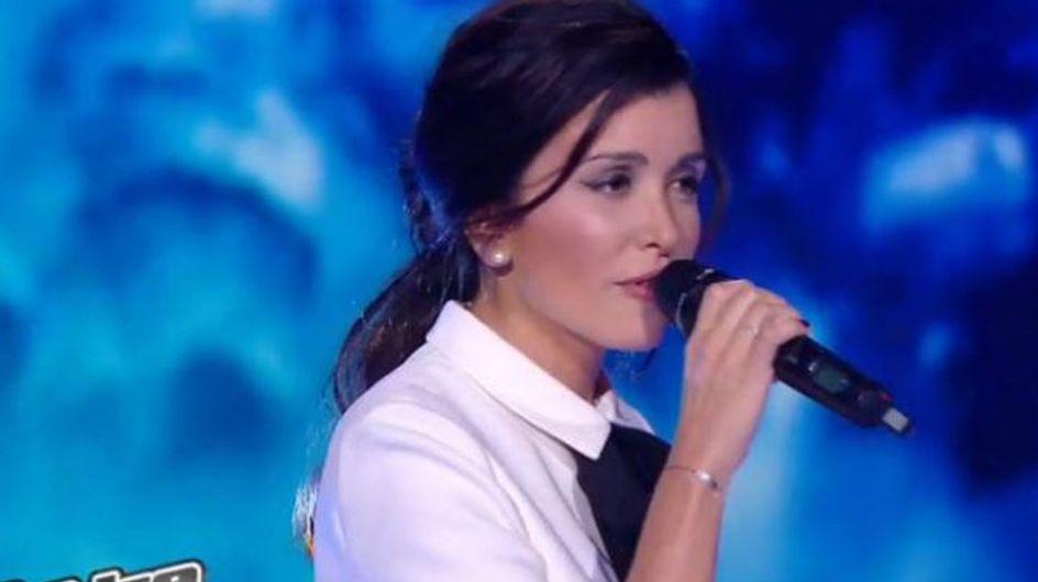 Jenifer : Sublime dans The Voice Kids pour son grand retour après son accouchement