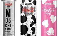 Coca-Cola veste Moschino: tre nuove fantasie alla moda per la bibita più amata