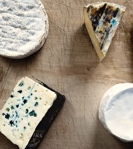 12 British Made Cheeses You'd Be A FOOL Not To Love