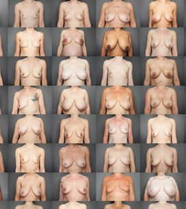 The Naked Truth: Photographer Shows What Real Boobs Look Like Without Photoshop