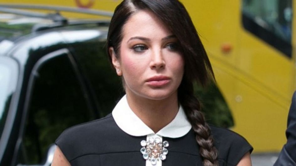 Ok. So We Need To Talk About Tulisa's Face...