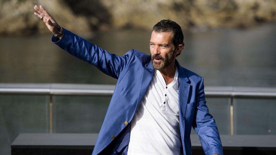 Antonio Banderas acude solo al Festival de San Sebastián