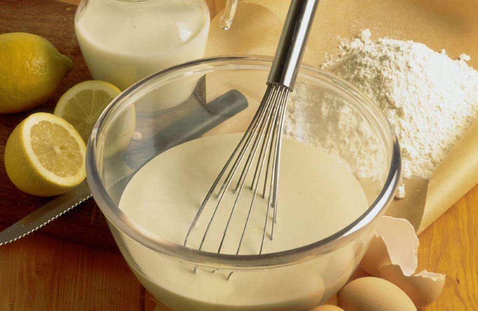 Basic Pancake Batter Recipe