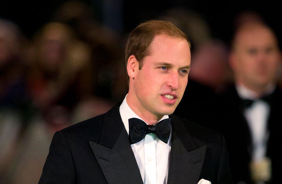 Le prince William s'amuse à Malte !