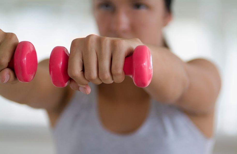 10 solutions simples et efficaces pour avoir des bras musclés