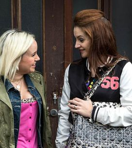 Coronation Street 01/10 – Kylie confronts her past head on