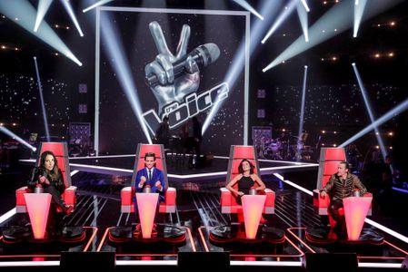 Zazie nouveau membre du jury de The Voice avec Mika, Jenifer et Florent Pagny