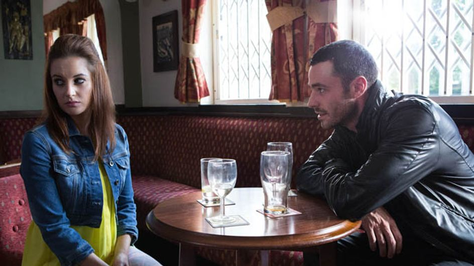 Coronation Street 03/10 – The past comes back to haunt Kylie