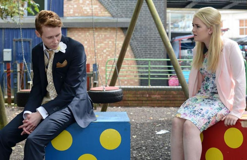 Eastenders 02/10 – Tensions are running high