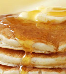American pancake recipe | how to make American pancakes