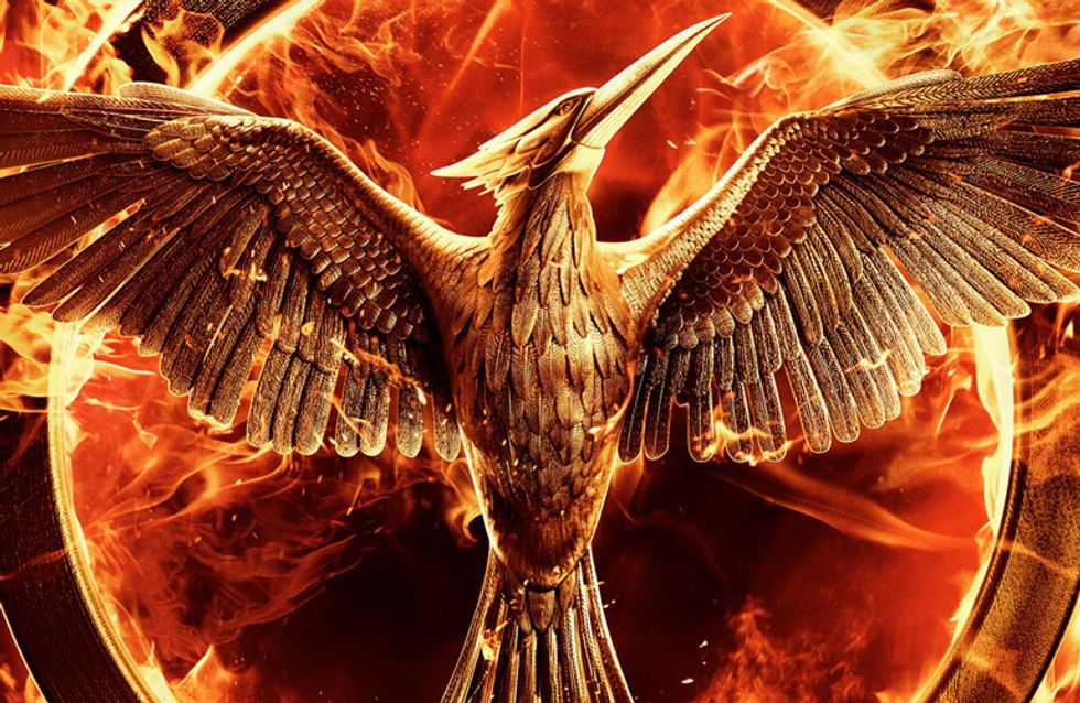 Breaking: New Mockingjay Teaser Trailer Shows District 13 Rising Up