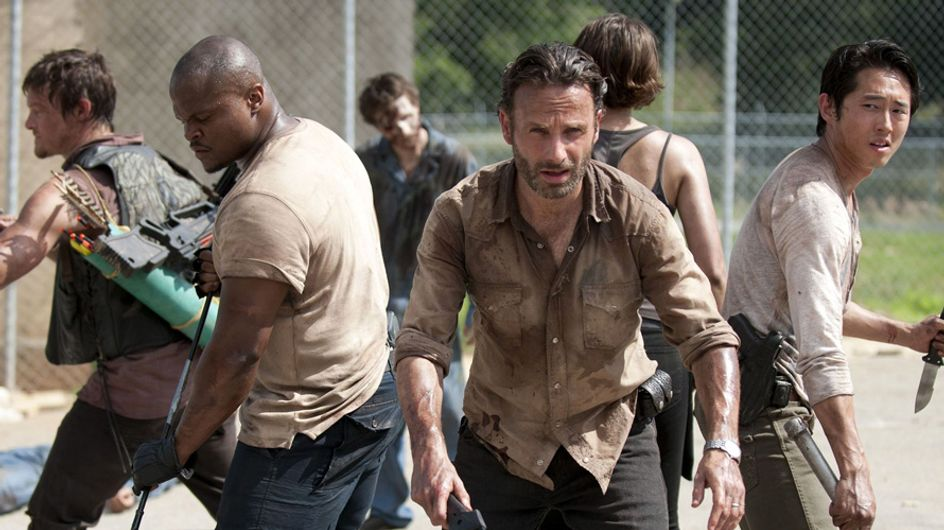 WATCH: The New Trailer For Season 5 Of The Walking Dead Is Here