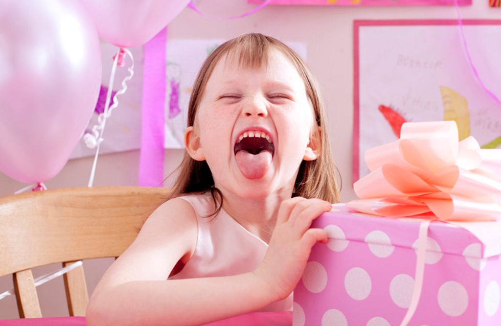This Little Girl's Reaction To A Terrible Present Is Just Amazing