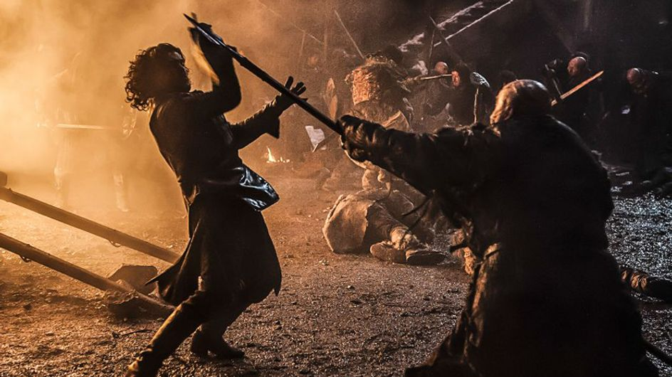 Most Epic Moments From Game of Thrones Season 4 Episode 9: Watchers on the Wall