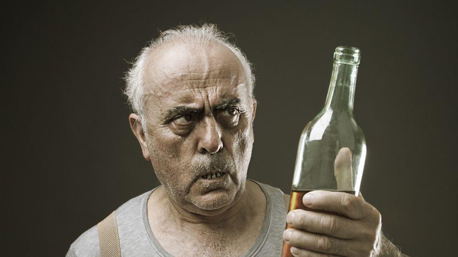Drunken Grandad Leads Hilarious Train-Wide Singalong