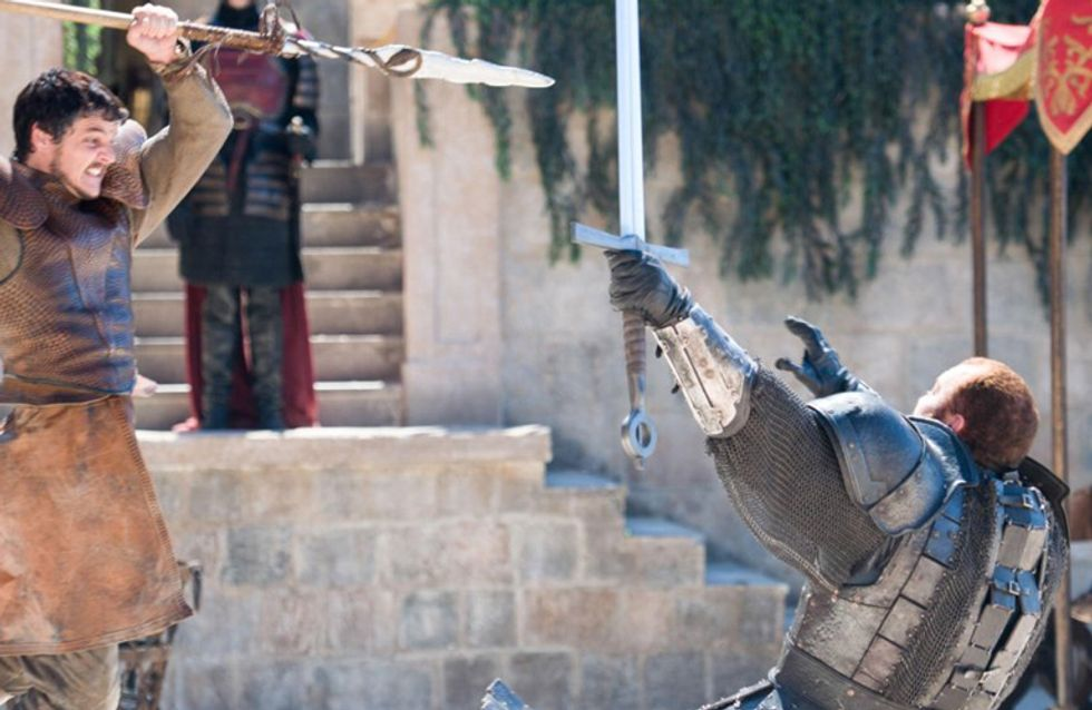 7 Best Moments From Game of Thrones Season 4 Episode 8: The Mountain and the Viper
