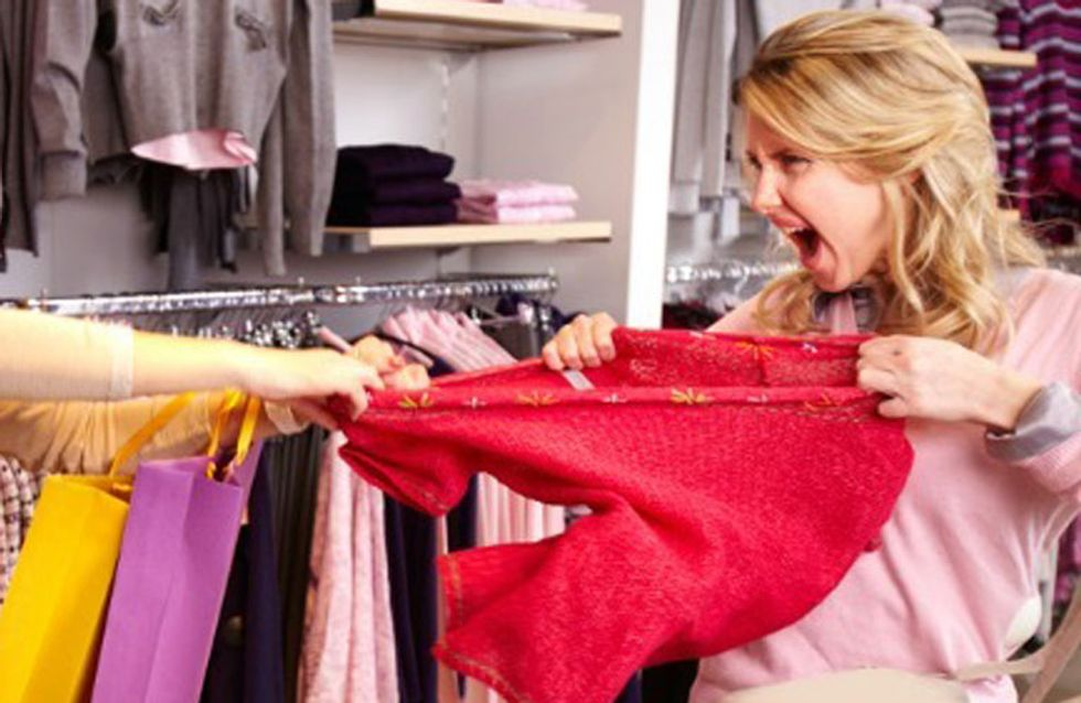 Waking Up Early? Long Queues? 23 Stages Every Girl Goes Through At A Sample Sale
