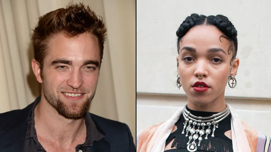 Robert Pattinson et FKA twigs : Ils ne se lâchent plus