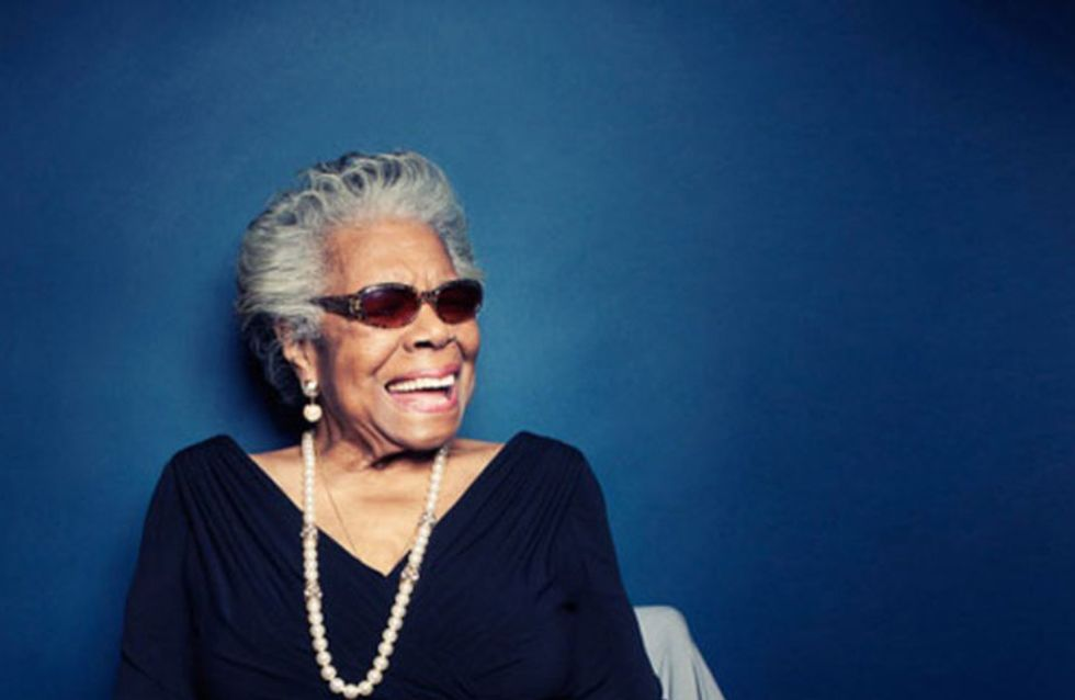The World Sings for Maya Angelou, 1928-2014: Quotes To Remember Her By