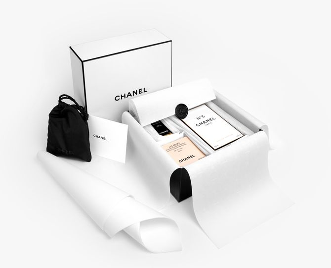 Chanel lance son e-shop beauté