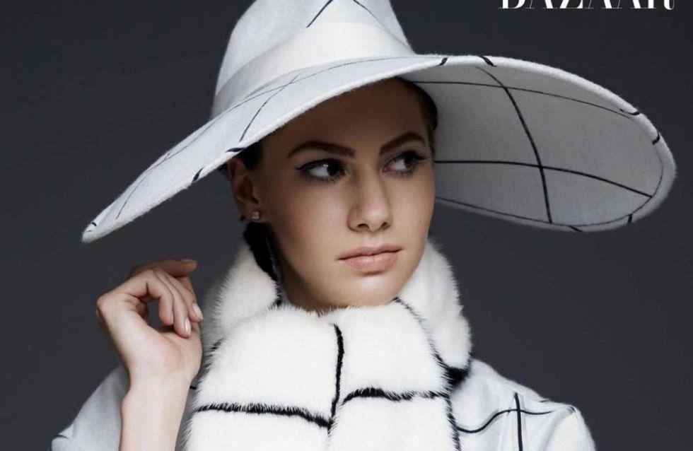 Fashion Week : La petite-fille d'Audrey Hepburn défilera pour Lanvin