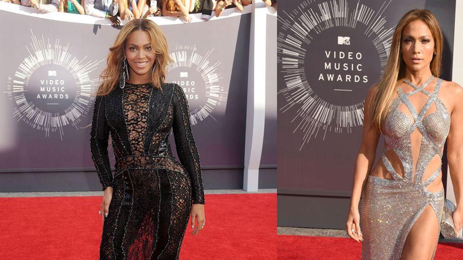 The 2014 MTV VMAs: The Best & Worst Dressed