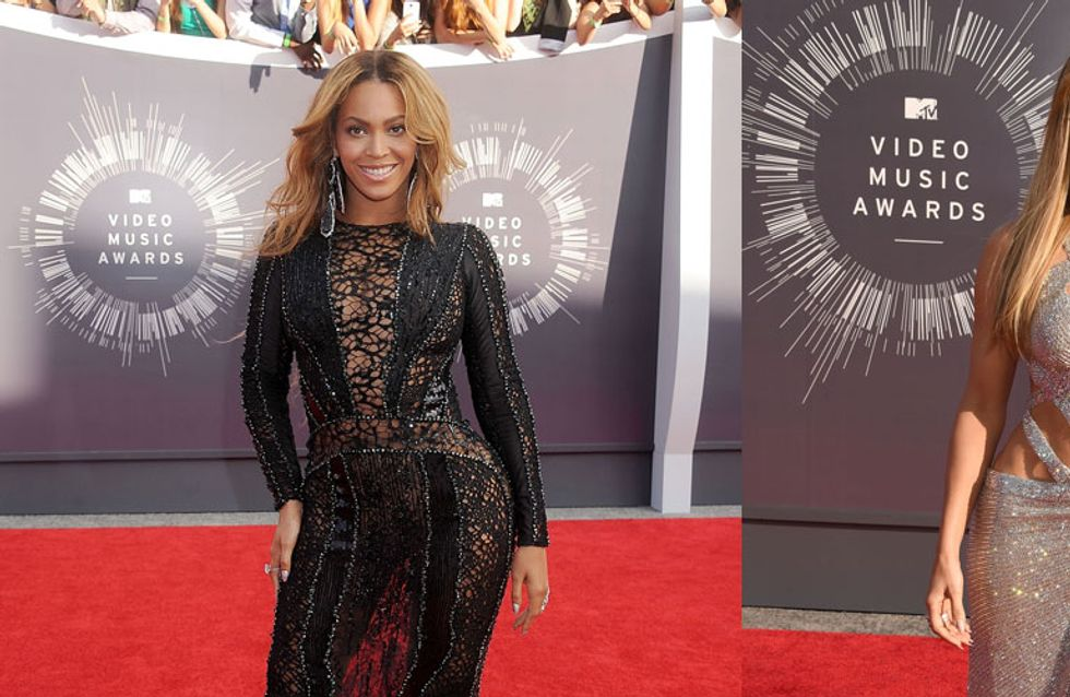 The 2014 MTV VMAs: The Best & Worst Dressed