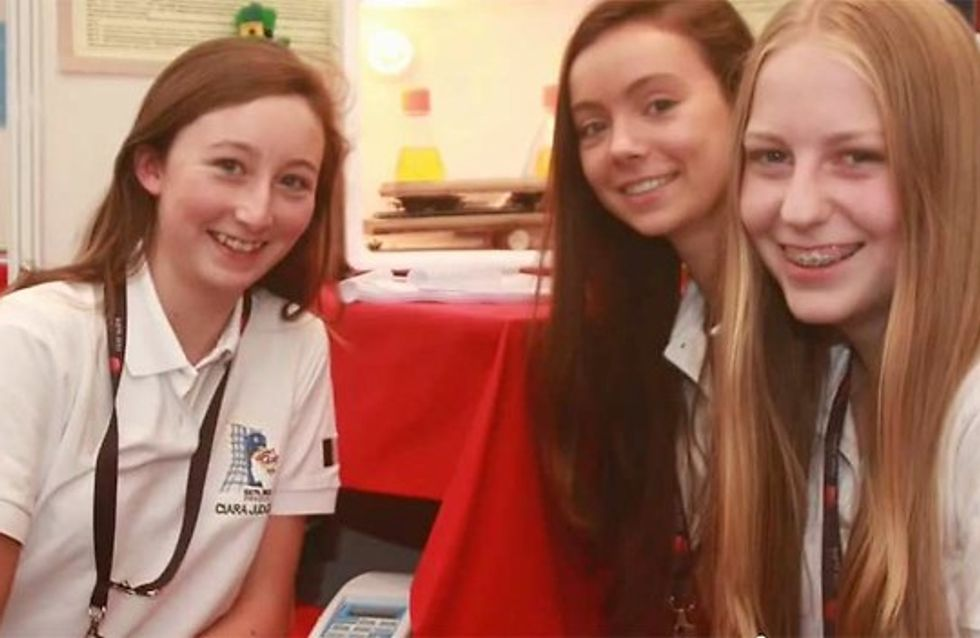 Google récompense 3 adolescentes pour leur découverte contre la famine