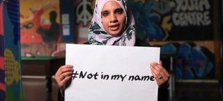 Campagne #NotInMyName