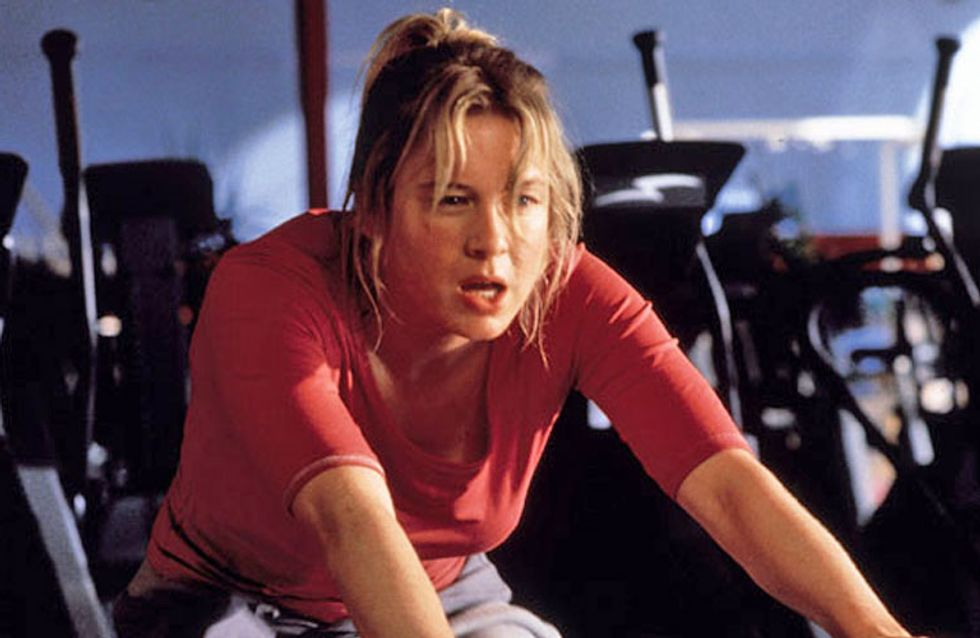 Sweating & Falling Off The Treadmill? 24 Stages Girls Go Through When Hitting The Gym