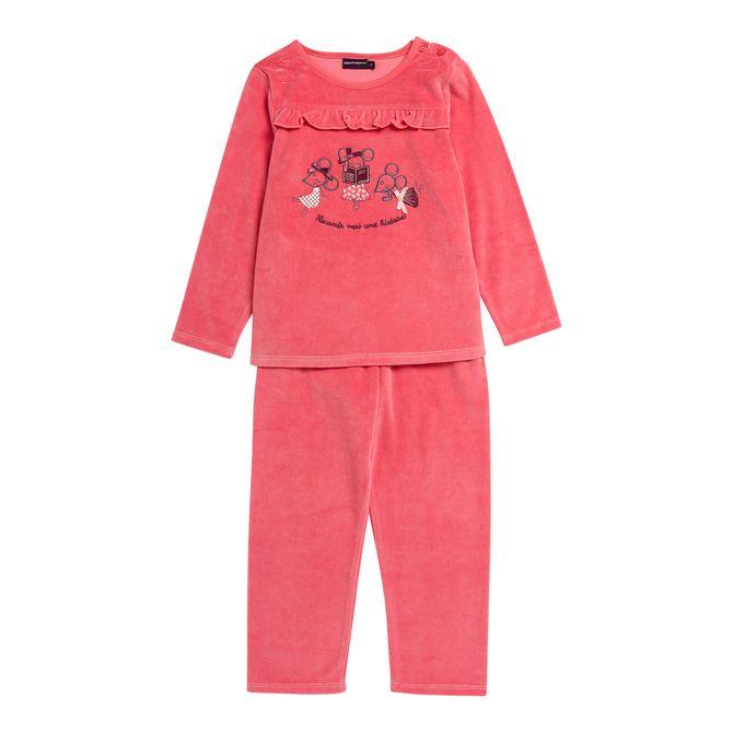 Pyjama souris
