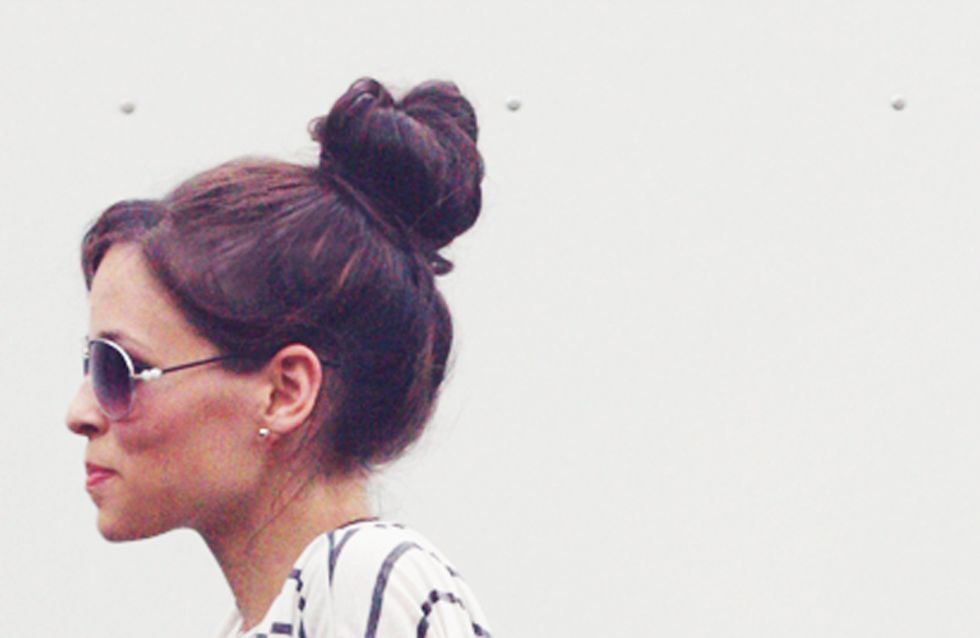Top Knots Make Your Hair Fall Out?! 8 Other Hair Habits You Need To Break