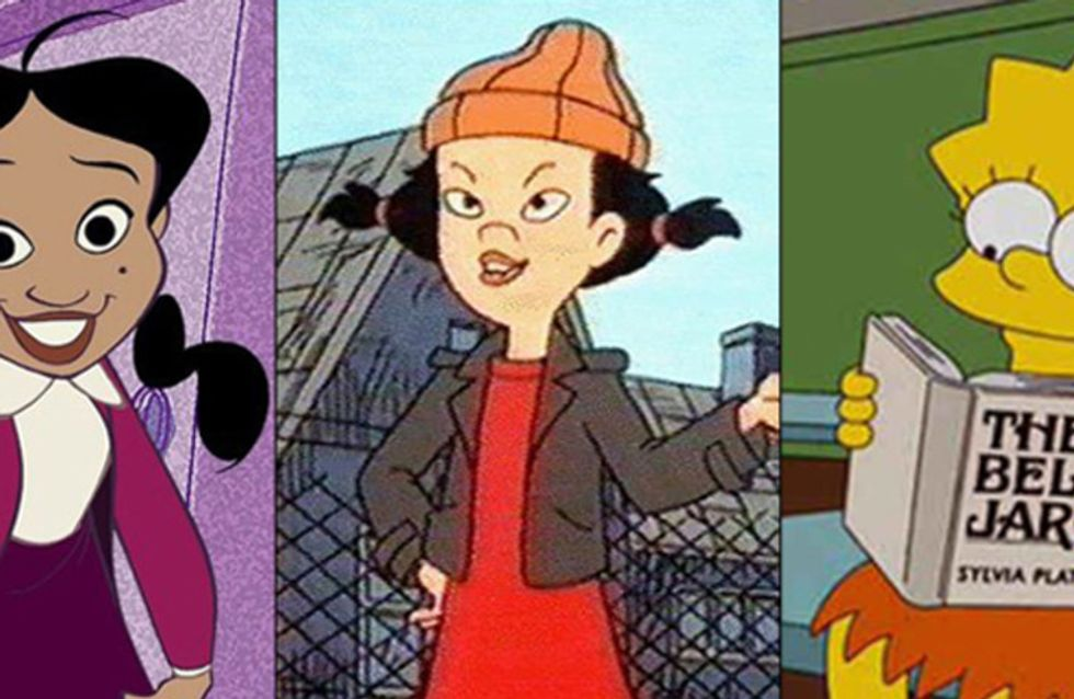 10 Badass Cartoon Characters Who'd Be Feminists In Real Life